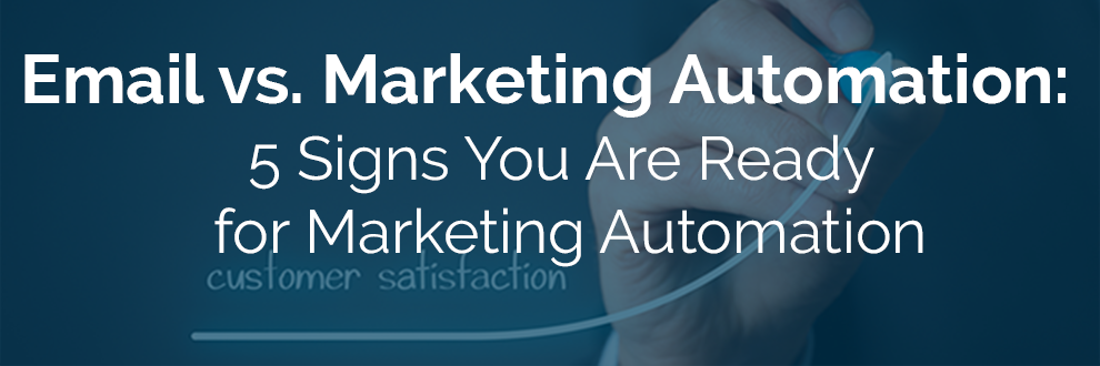 Email Vs. Marketing Automation
